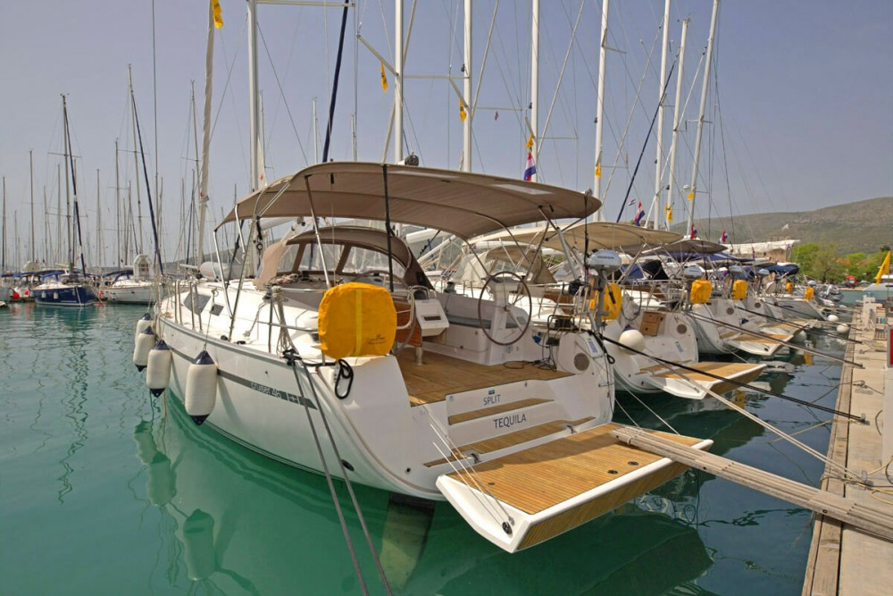 Boat rental Trogir cheap Bavaria Cruiser 46