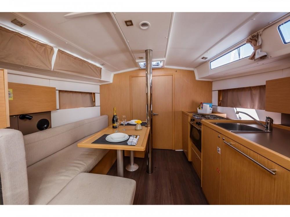 Boat rental Trogir cheap Oceanis 38.1