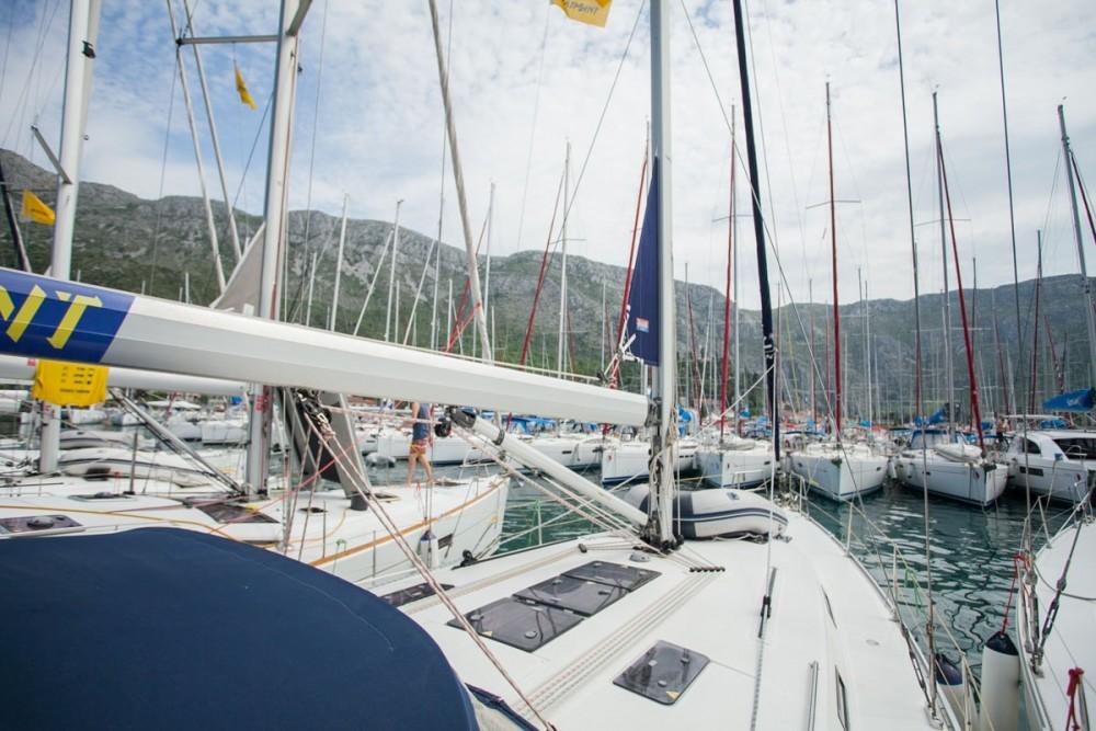 Rental Sailboat in ACI Marina Trogir - Bavaria Bavaria Cruiser 45