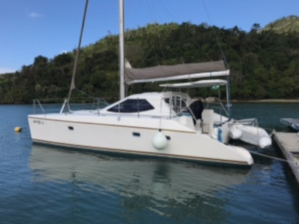 Catamaran for rent Paraty at the best price