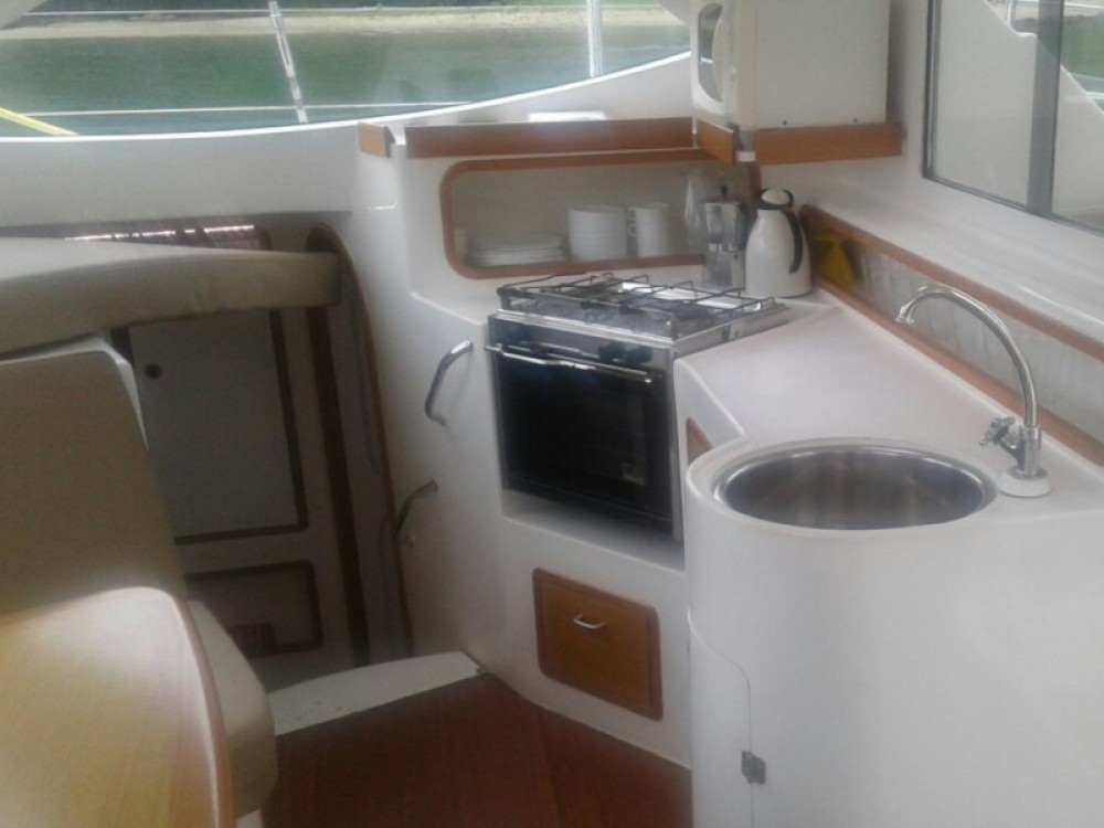 Rental Catamaran in Paraty -  Catflash 35