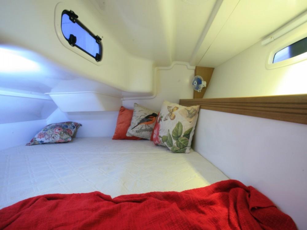 Rental Sailboat in Paraty -  Wind 34