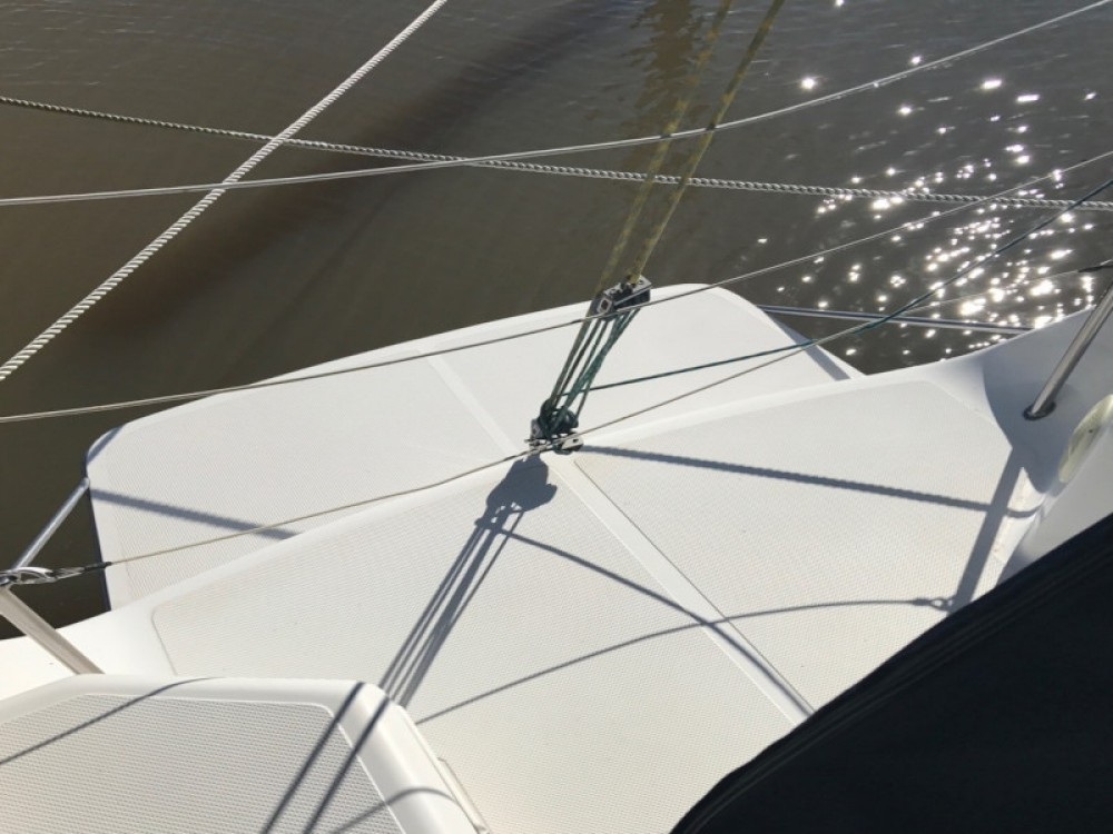 Skipper 30 between personal and professional Paraty