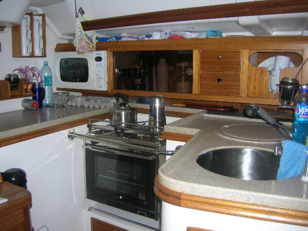 Rental Sailboat in Paraty -  Delta 36