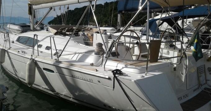 Rental yacht Paraty - Bénéteau Beneteau 49 on SamBoat