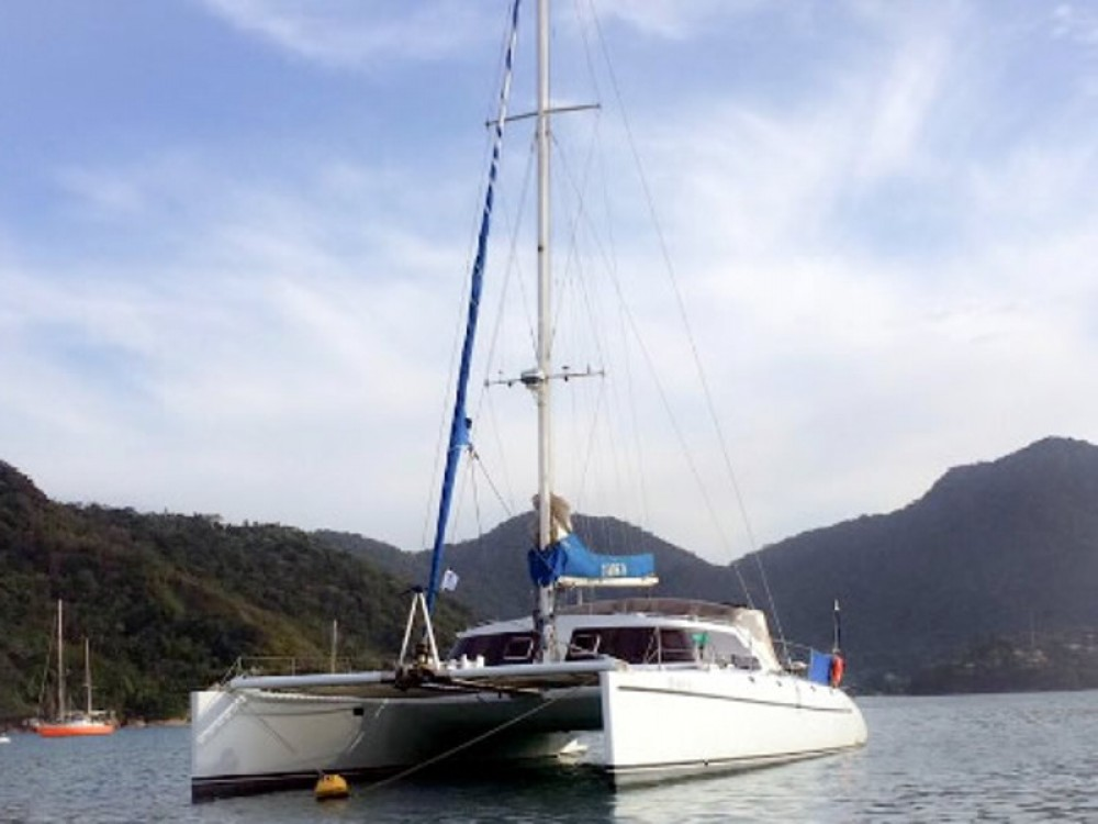 Rental yacht Angra dos Reis -  Tiare 51 on SamBoat
