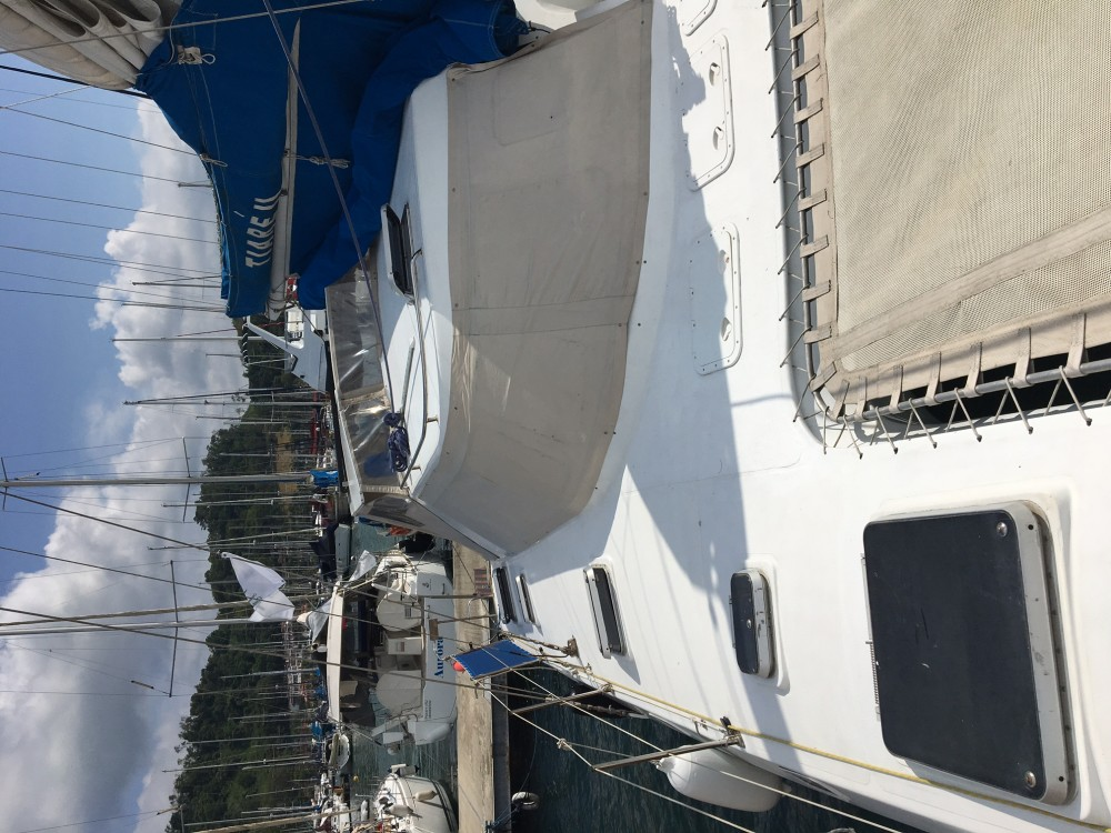 Hire Catamaran with or without skipper  Angra dos Reis