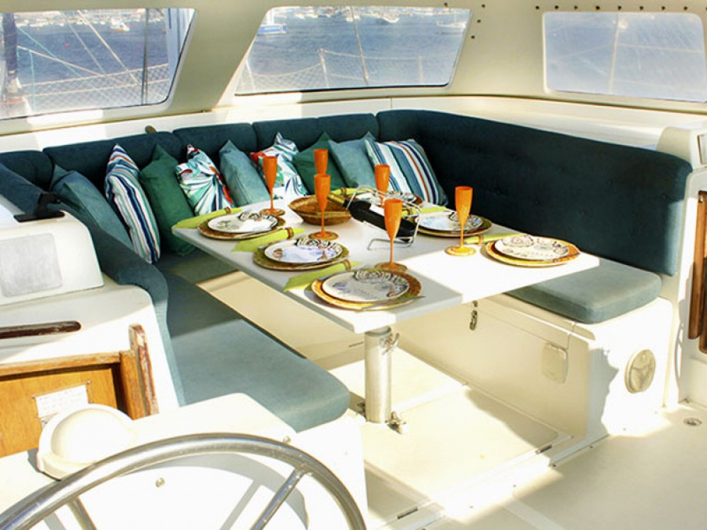 Catamaran for rent Angra dos Reis at the best price