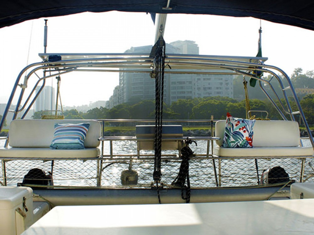 Hire Catamaran with or without skipper Seawind Angra dos Reis