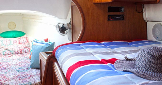 Boat rental Seawind Seawind 1000 in Angra dos Reis on Samboat