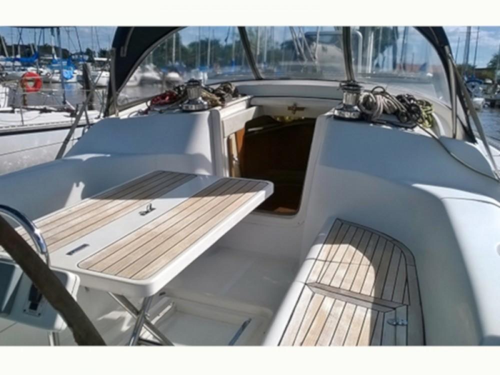 Rental Sailboat in Paraty -  Wind 43