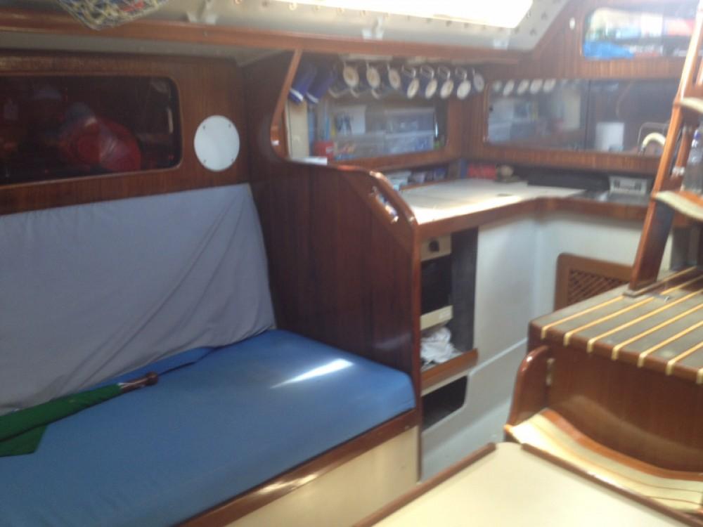Rental Sailboat in Angra dos Reis -  Velamar 38