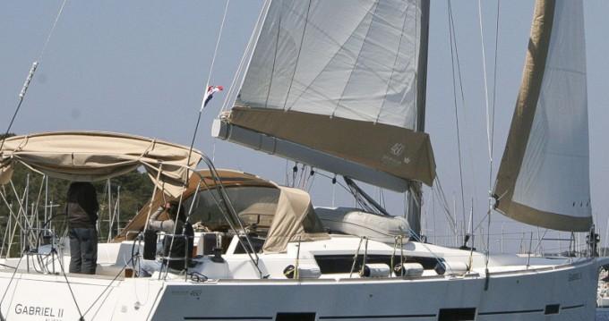 Rental Sailboat in Krk - Dufour Dufour 460 Grand Large