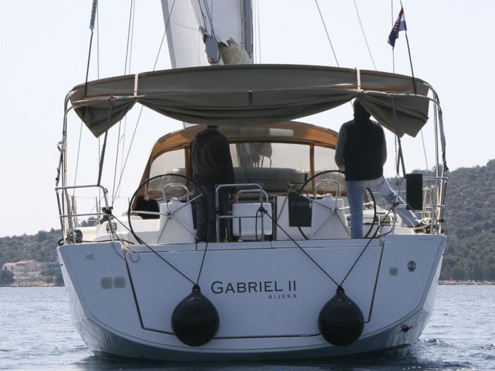 Boat rental Dufour Dufour 460 Grand Large in Krk on Samboat