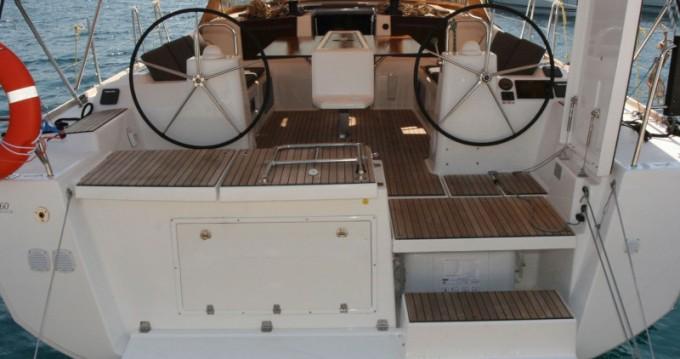 Boat rental Krk cheap Dufour 460 Grand Large