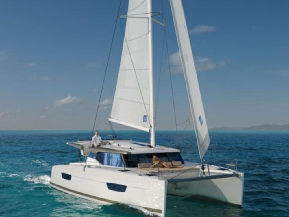 Boat rental Krk cheap Lucia 40 - 3 cab