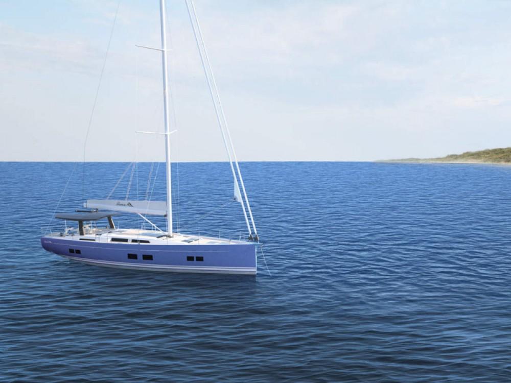 Boat rental Krk cheap Hanse 588