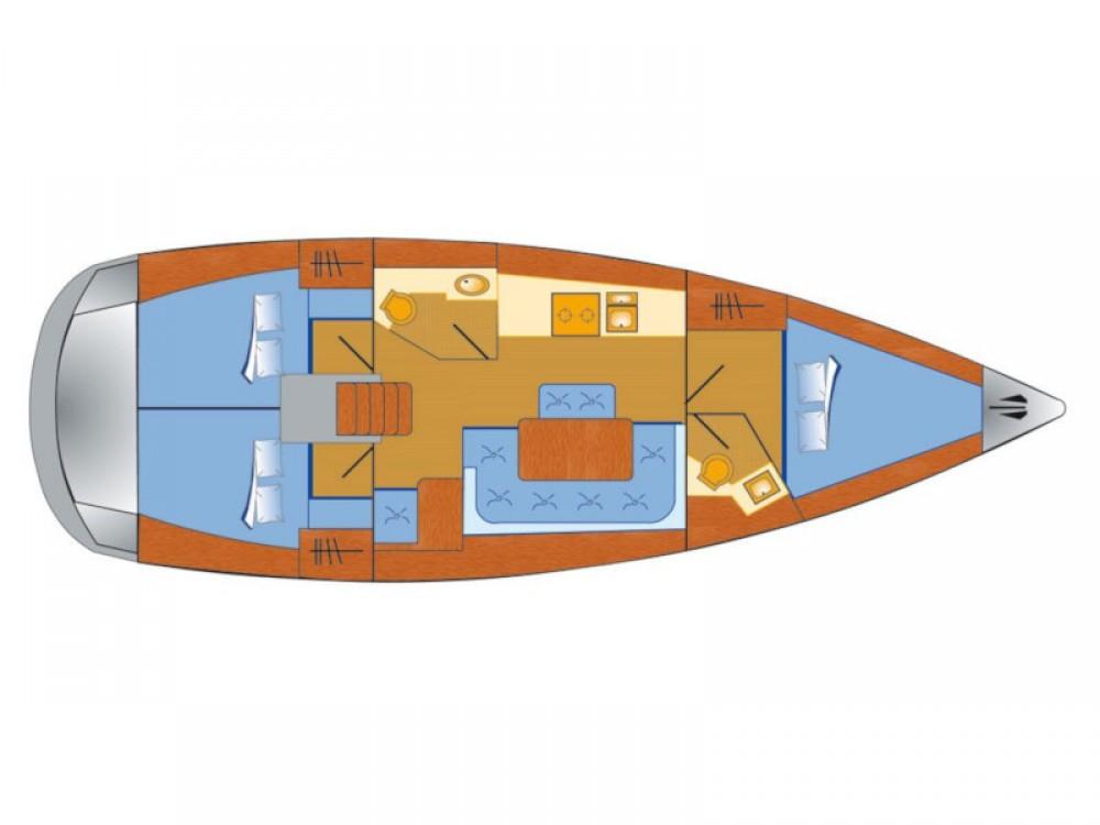Rent a Bavaria Bavaria Cruiser 41 Pola
