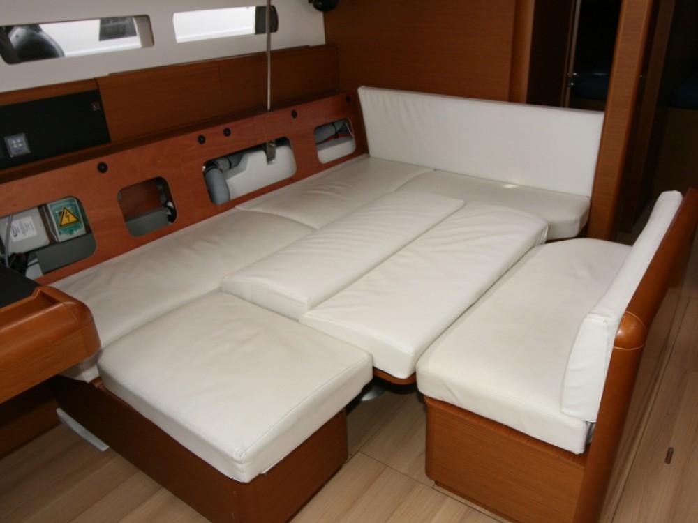 Rental Sailboat in Pula - Jeanneau Sun Odyssey 479