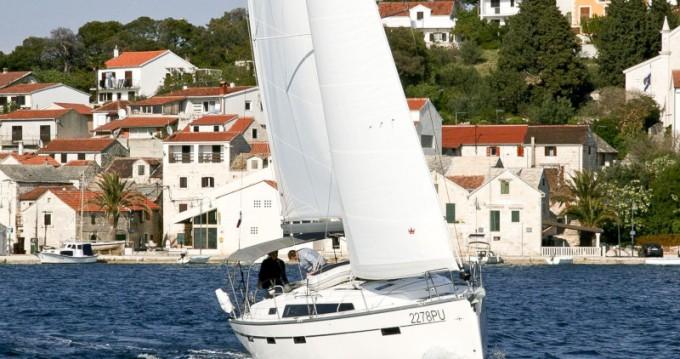 Rental Sailboat in Rogoznica - Bavaria Cruiser 41