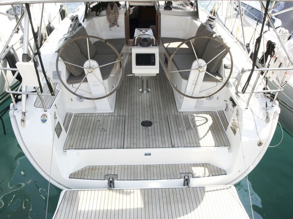 Boat rental Rogoznica cheap Bavaria Cruiser 41