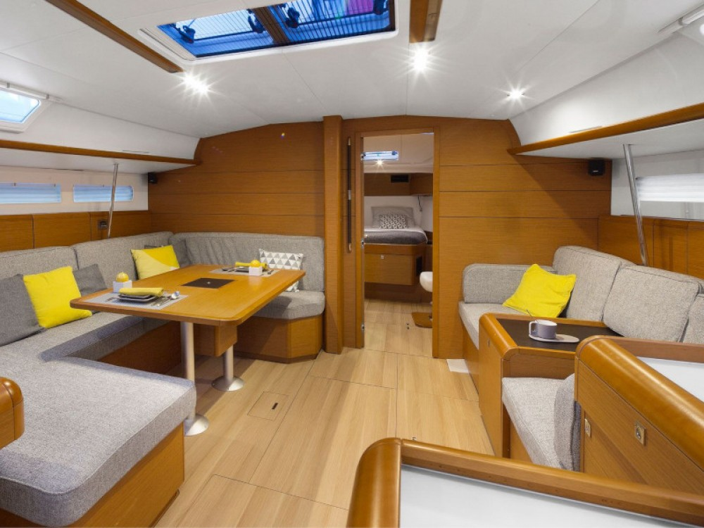 Rental yacht Rogoznica - Jeanneau Sun Odyssey 519 on SamBoat