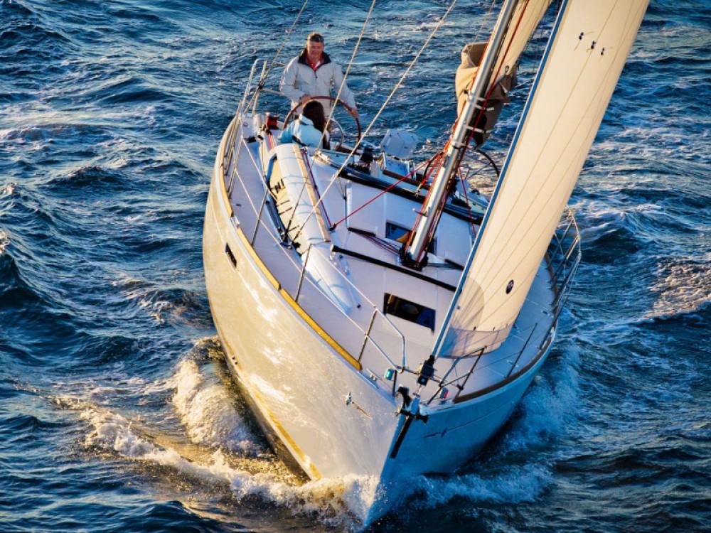 Boat rental Jeanneau Sun Odyssey 389 in Rogoznica on Samboat