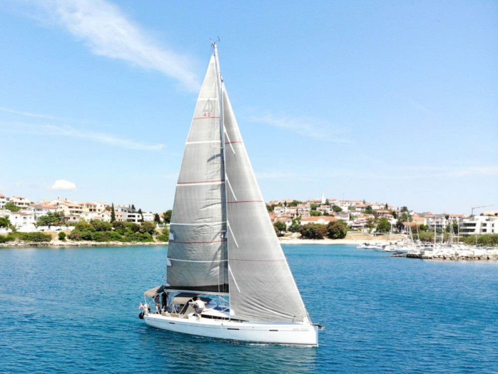 Rental yacht Krk - Dehler Dehler 42 on SamBoat