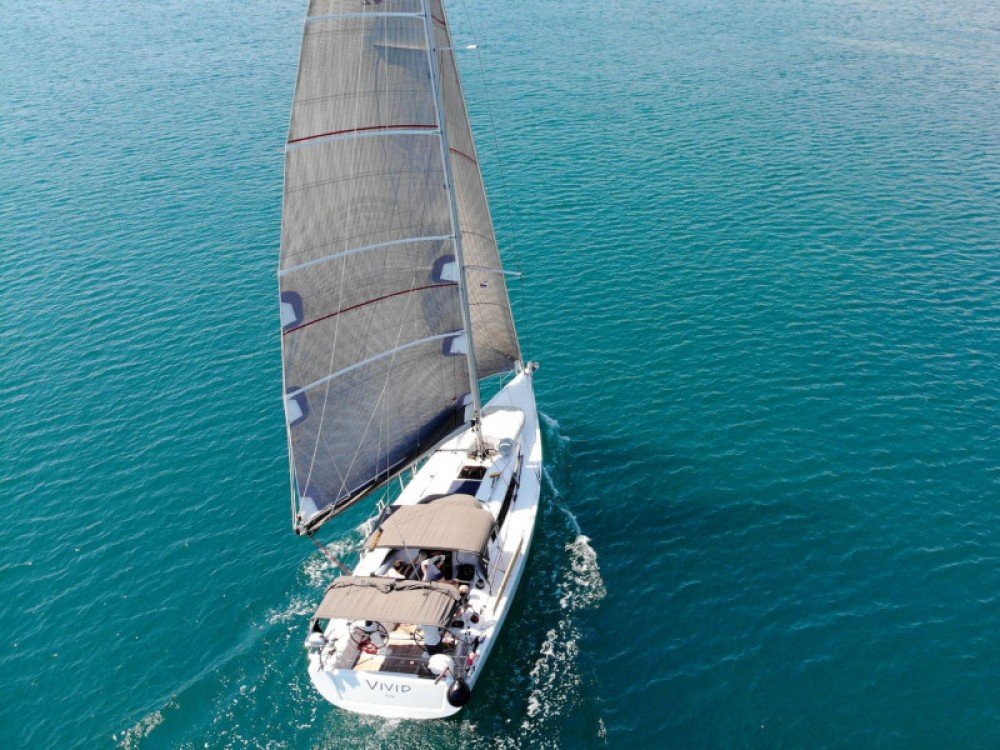 Hire Sailboat with or without skipper Dehler Krk