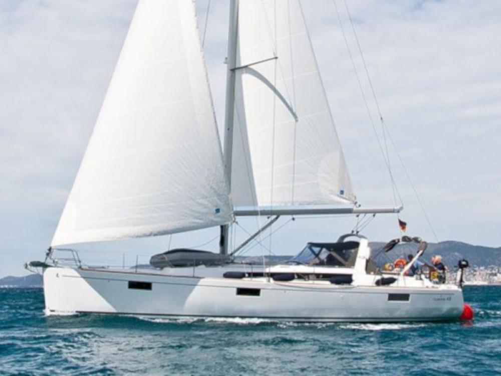 Rental yacht Krk - Bénéteau Oceanis 48 on SamBoat