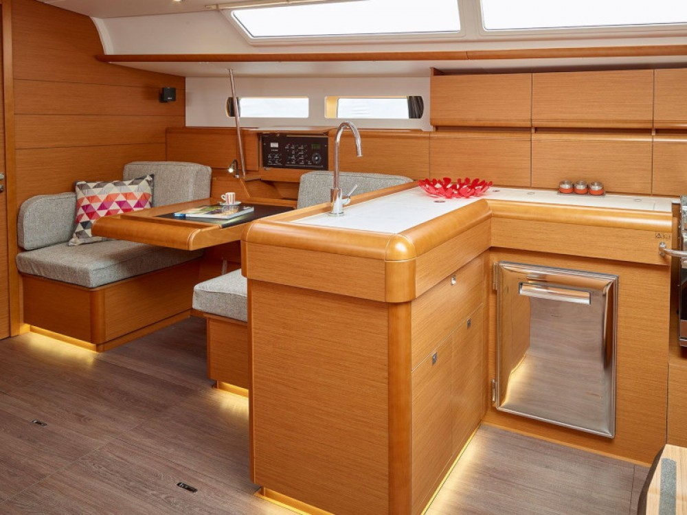 Rental Sailboat in Rogoznica - Jeanneau Sun Odyssey 479