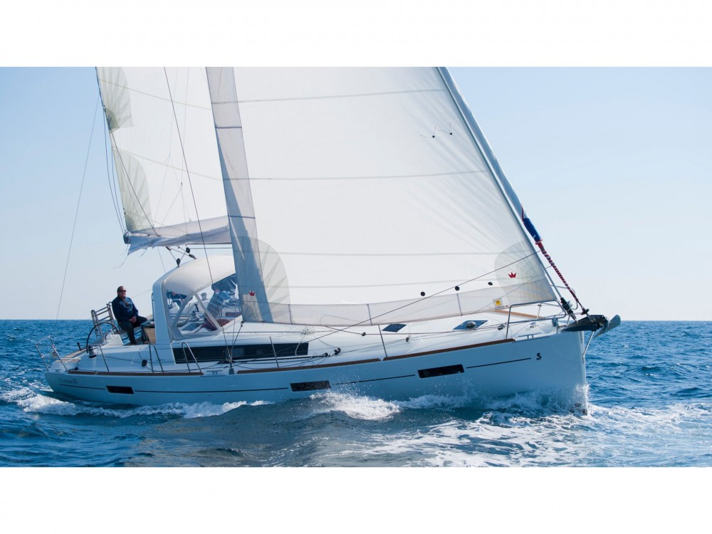 Boat rental Pula cheap Oceanis 411