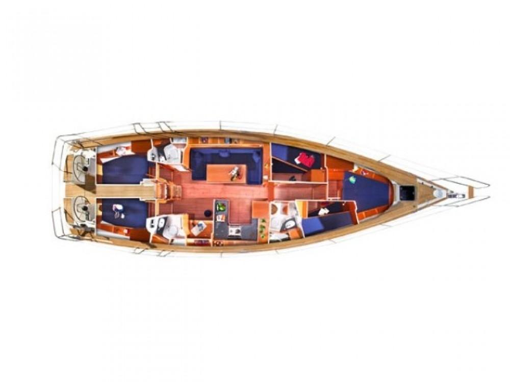 Rental yacht Pula - Bavaria Bavaria 51 Cruiser on SamBoat