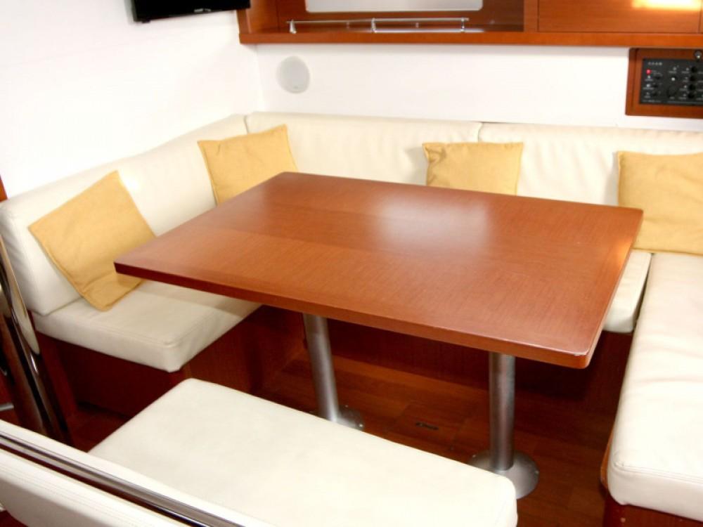 Boat rental Pula cheap Oceanis 45
