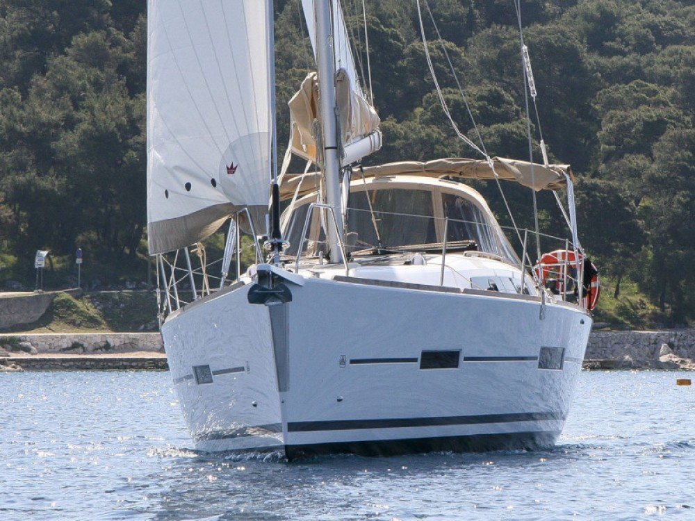 Boat rental Dufour Dufour 382 Grand Large - 3 cab in Rogoznica on Samboat