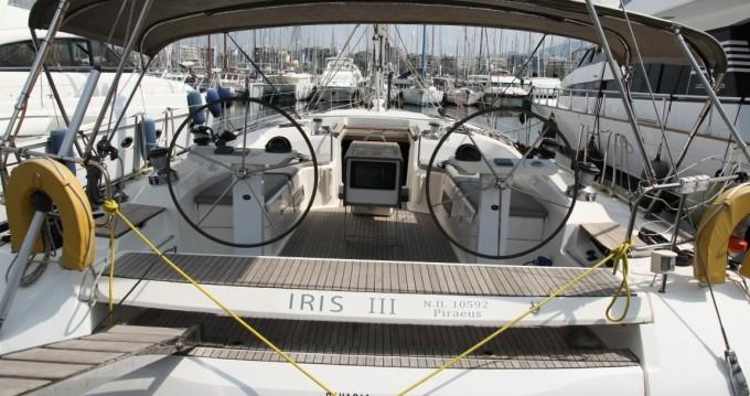 Rental yacht Salamina - Bavaria Bavaria 55 Cruiser on SamBoat