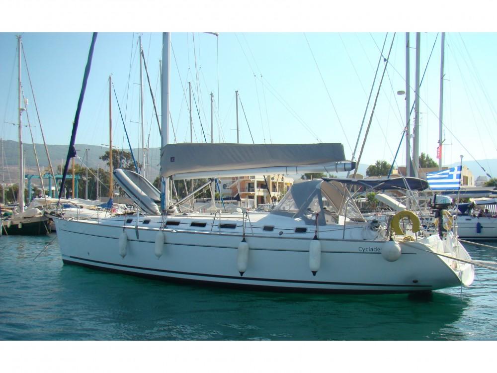 Boat rental Bénéteau Cyclades 50.5 in Lefkada on Samboat