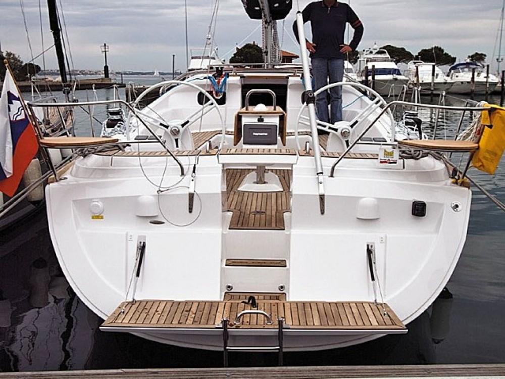 Rental Sailboat in Lefkada - Elan Elan 444 Impression