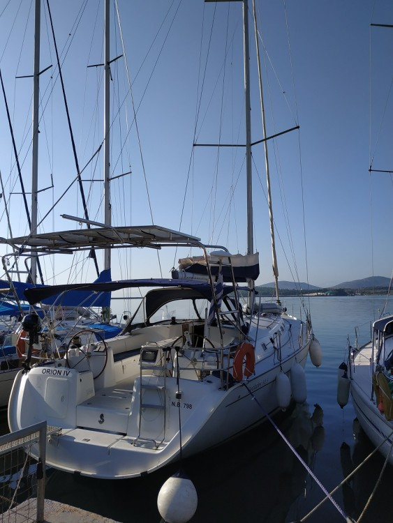 Rental yacht Volos - Bénéteau Cyclades 50.5 on SamBoat