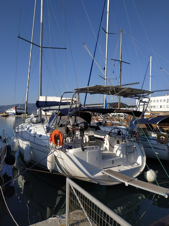 Bénéteau Cyclades 50.5 between personal and professional Volos
