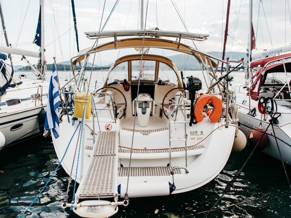 Rental Sailboat in Volos Municipality - Jeanneau Sun Odyssey 42 i Performance