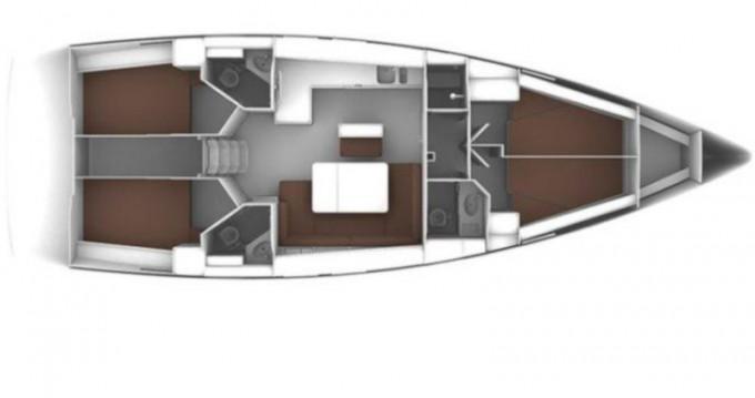 Rental yacht  - Bavaria Bavaria Cruiser 45 on SamBoat