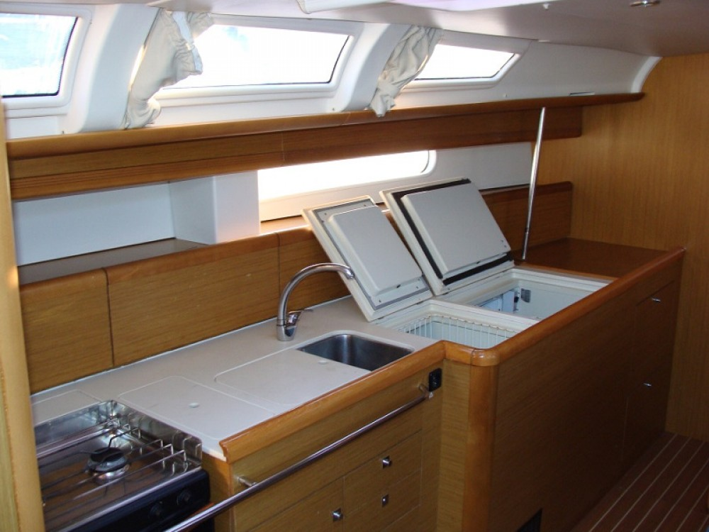 Rental Sailboat in  - Jeanneau Sun Odyssey 49i