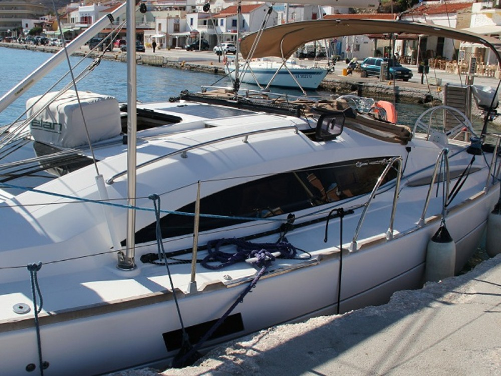 Boat rental Laurium cheap Elan 444 Impression