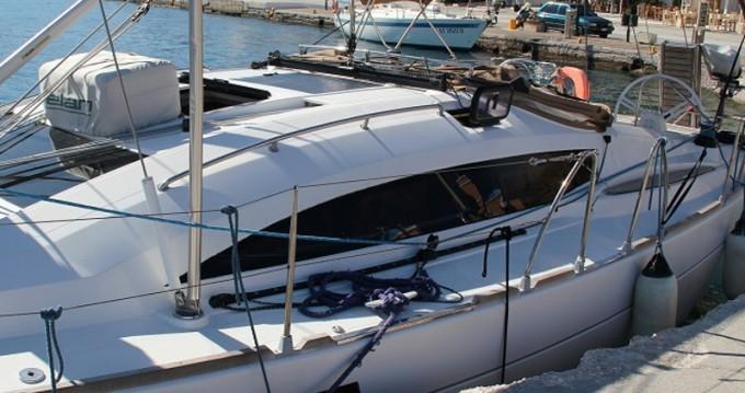 Boat rental Λαύριο cheap Elan 444 Impression
