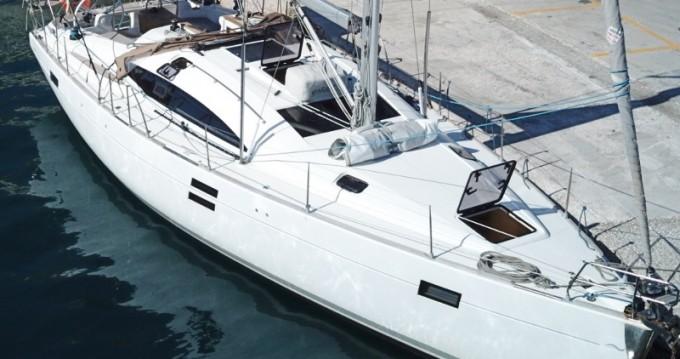 Rental Sailboat in Λαύριο - Elan Elan 444 Impression