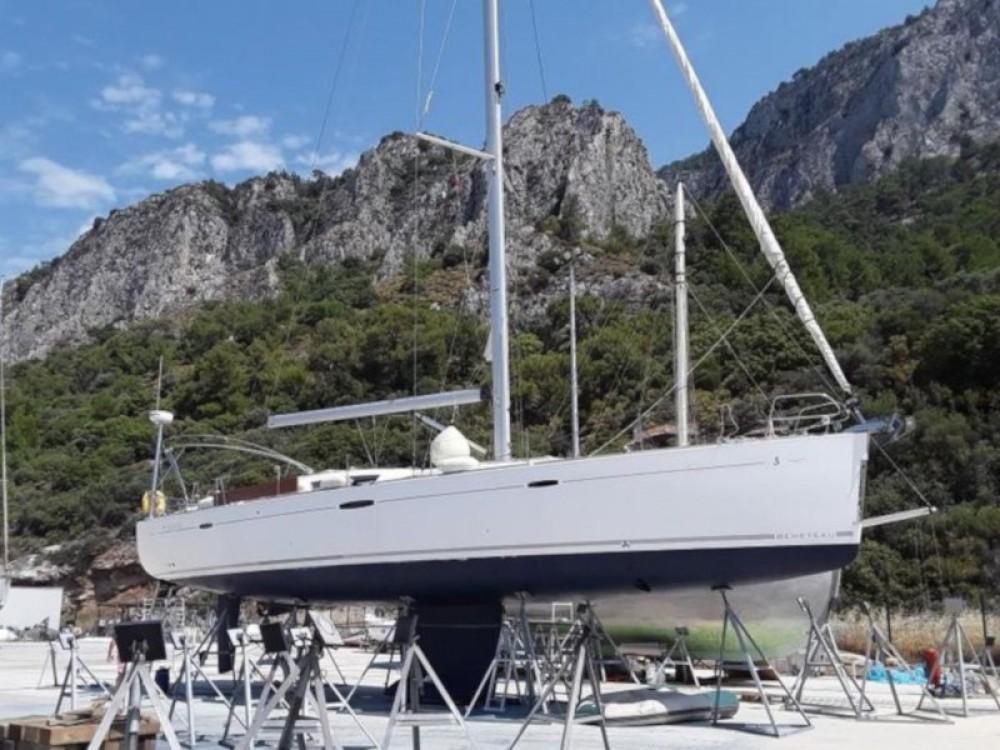 Rent a Bénéteau Oceanis 54 Volos Municipality