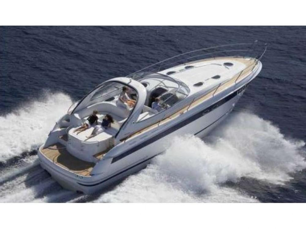 Rental Motorboat in Kontokali - Bavaria Bavaria 42 Sport