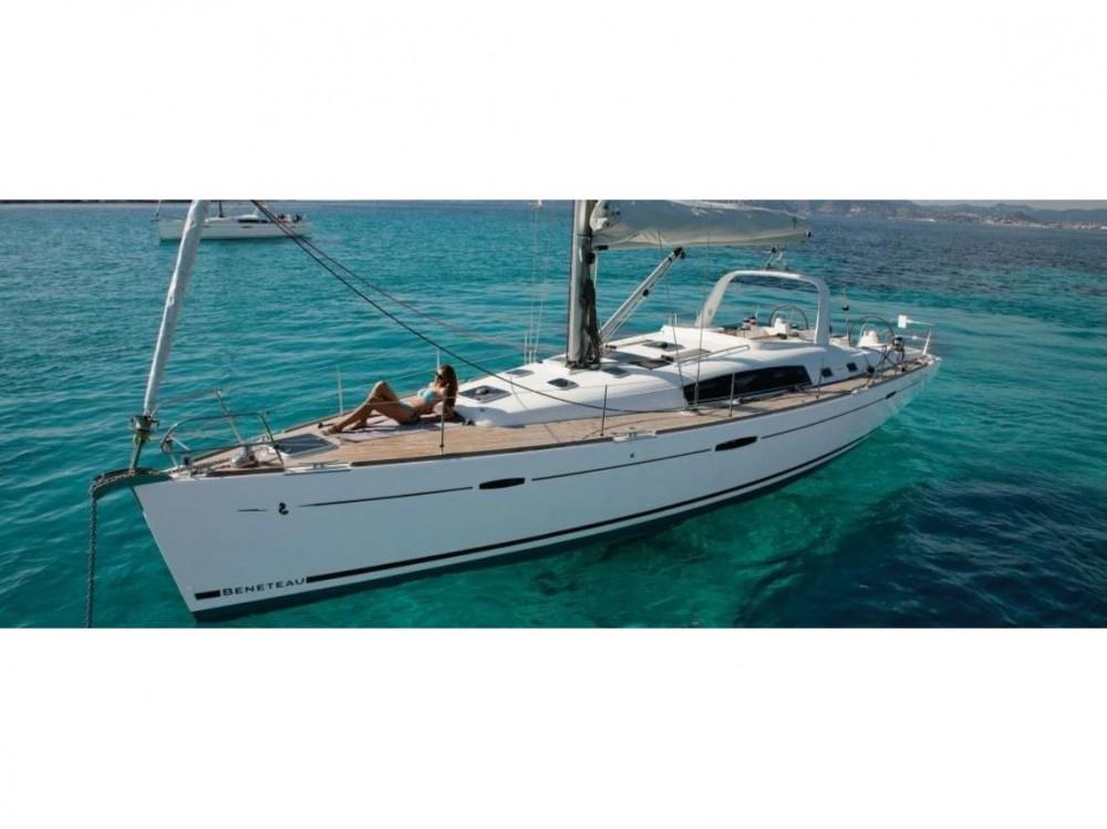 Rental Sailboat in Kontokali - Bénéteau Oceanis 50 Family