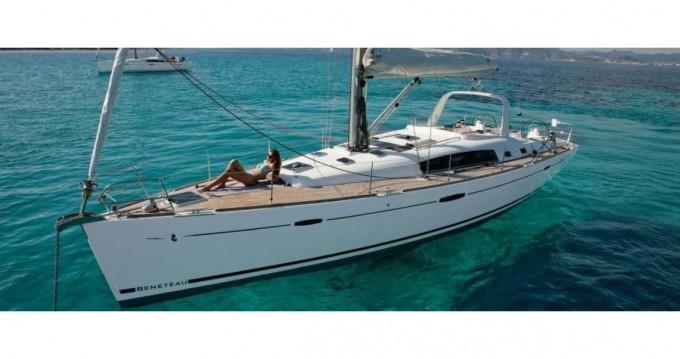 Rental yacht Gouvia - Bénéteau Oceanis 50 Family on SamBoat